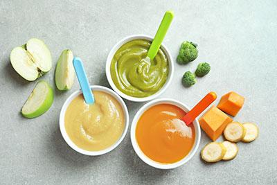 Baby Food Bowl