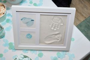 Baby Hand and Foot Print Kits
